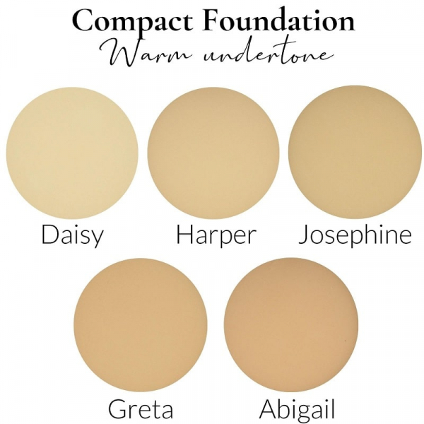 Sample 2 in 1 Compact mineral foundation