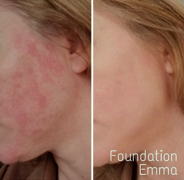 2 in 1 Foundation Emma