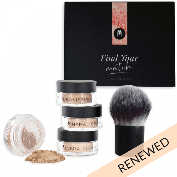 Find your match Foundation -Pick&Mix