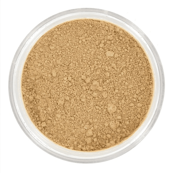 Mineral foundation Jatoba
