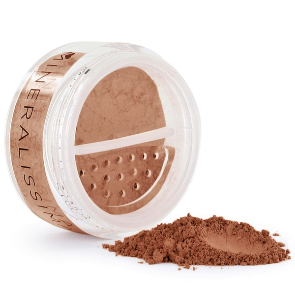 Mineral foundation Butternut