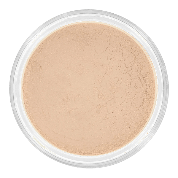 Chiffon Finish TAN mineral veil