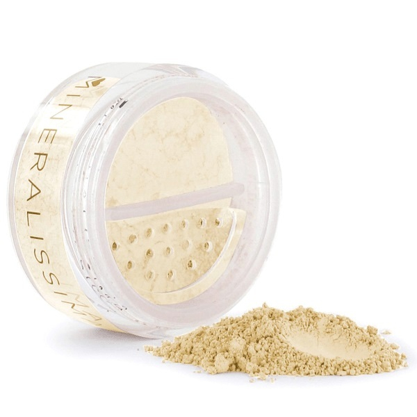 Mineral foundation Pine