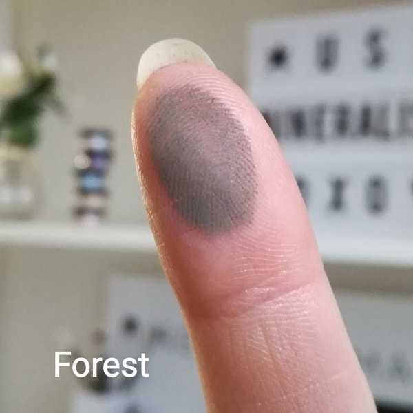 Mineral eyeshadow Forest