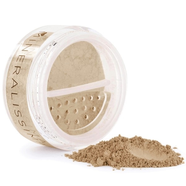Mineral foundation Teak